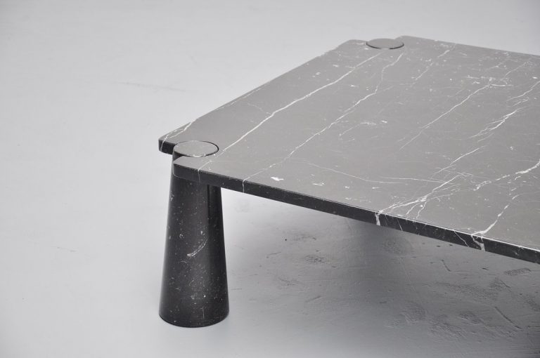 Angelo Mangiarotti Eros coffee table for Skipper 1971