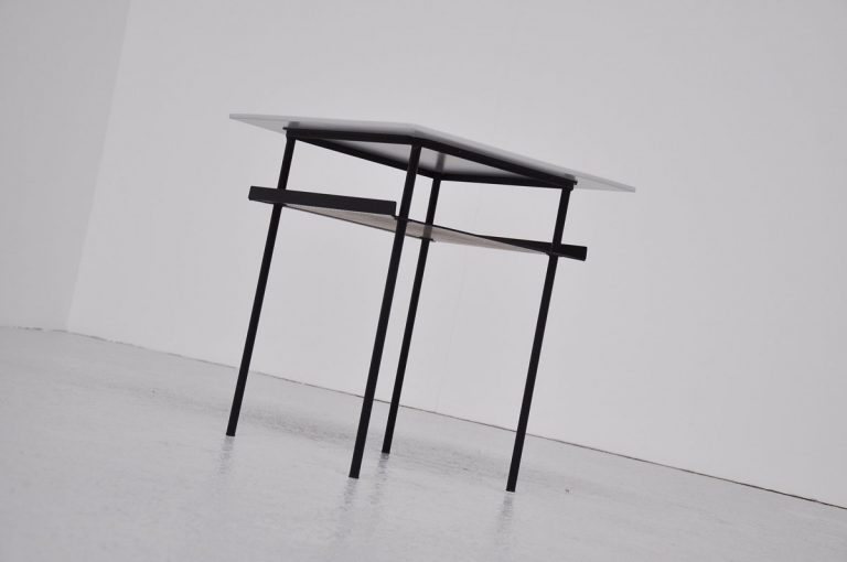 Auping side table Wim Rietveld 1950