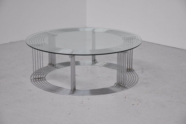 Verner Panton Pantonova coffee table Fritz Hansen 1971
