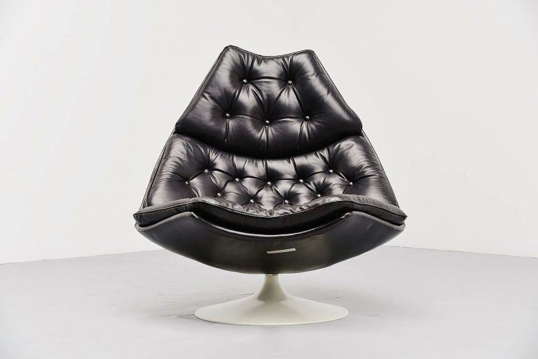 Geoffrey D Harcourt F588 lounge chair Artifort 1974