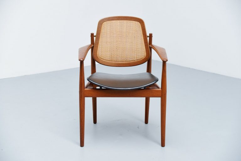 Arne Vodder armchair FD186 France & Son Denmark 1956