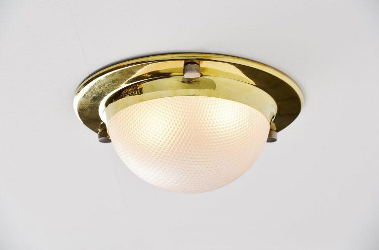 Luigi Caccia Dominioni Azucena Tommy LSP6 lamp Italy 1965