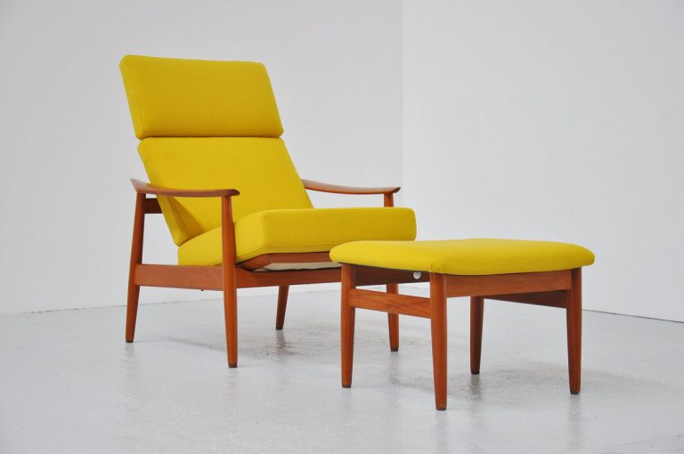 Arne Vodder Cado lounge chair 1962
