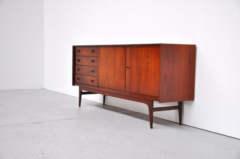 Webe sideboard Louis v. Teeffelen 1960