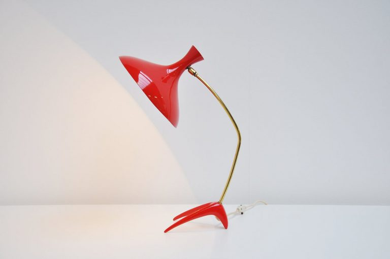 Cosack table lamp Germany 1950