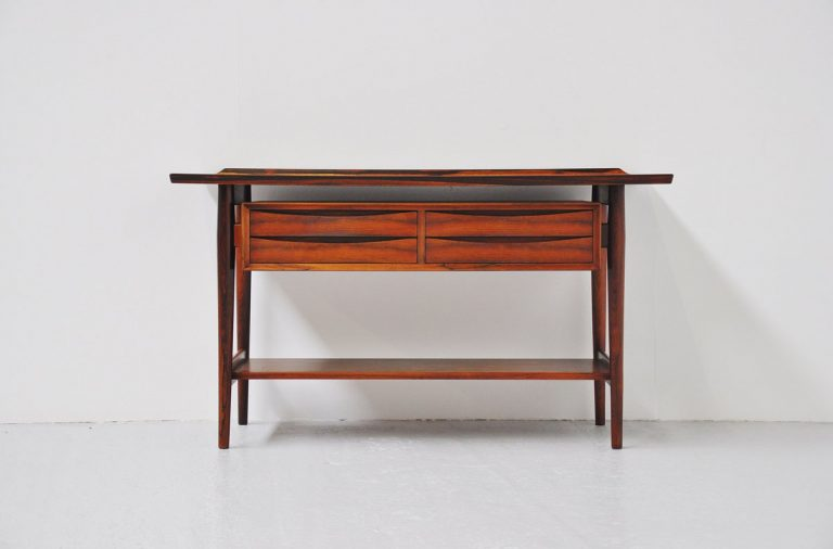 Arne Vodder drawer console table Sibast 1960