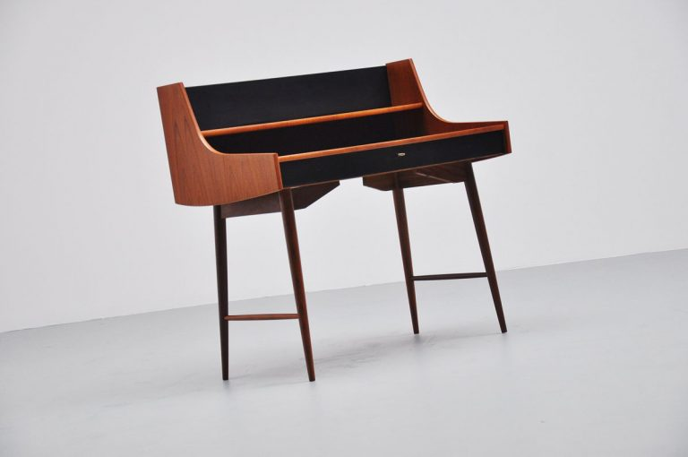 Danish teak writing desk 1960