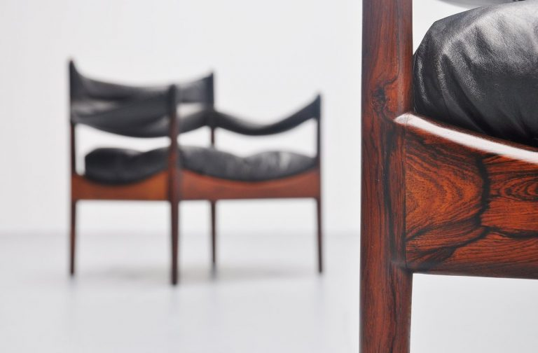 Kristian Solmer Vedel Modus chairs Denmark 1963