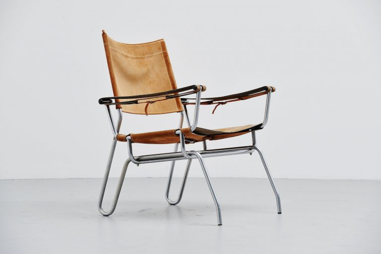 A. Dolleman easy chair for Metz & Co Holland 1960