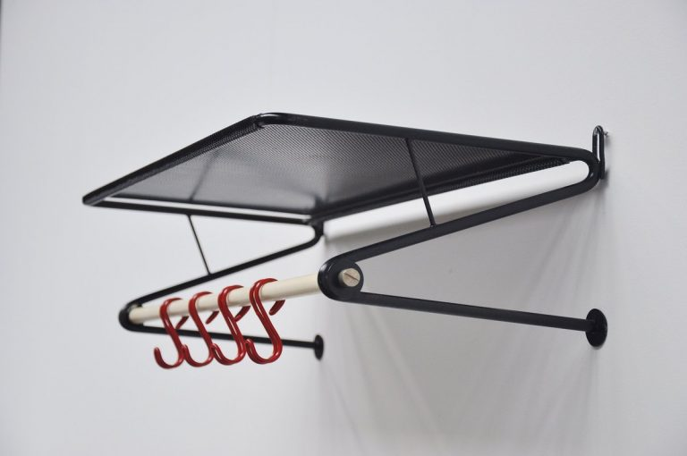 Mathieu Mategot coat rack for Artimeta Soest 1960