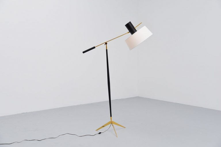 Maison Arlus floor lamp France 1959