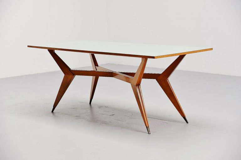 Ico Parisi dining table pre MIM production 1950