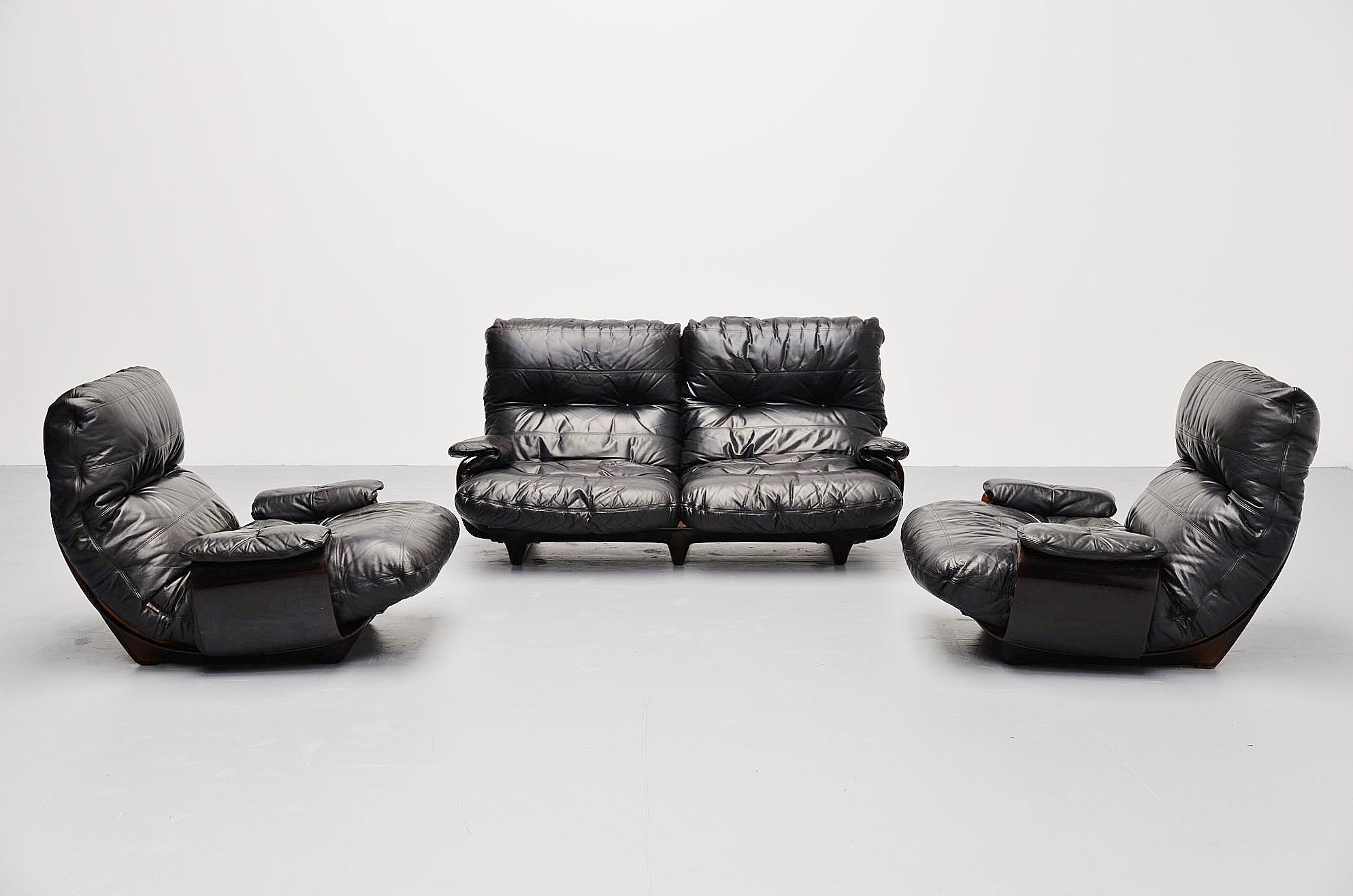Michel Ducaroy Marsala sofa by Ligne Roset France 1970 ...