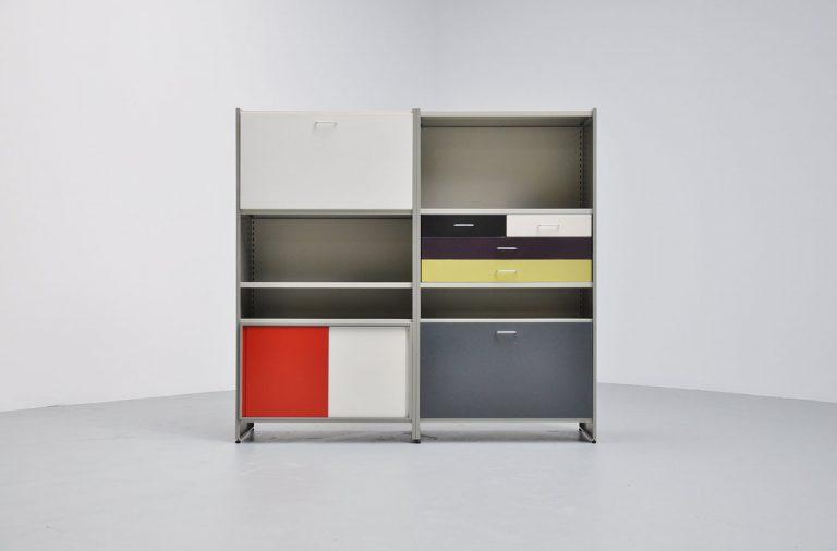 Gispen 5600 Andre Cordemeijer cabinet 1962