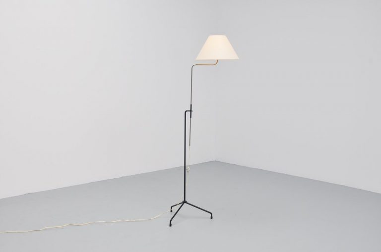 Louis Christiaan Kalff NX50 floor lamp Philips 1958