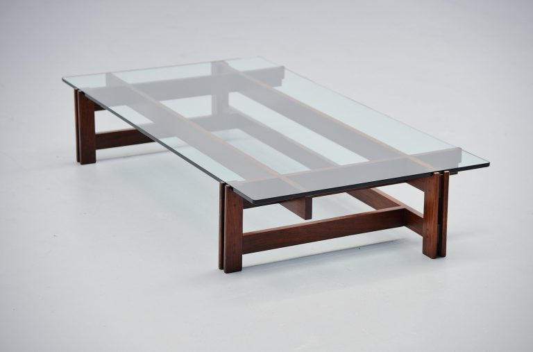 Ico Parisi coffee table by Cassina Italy 1961