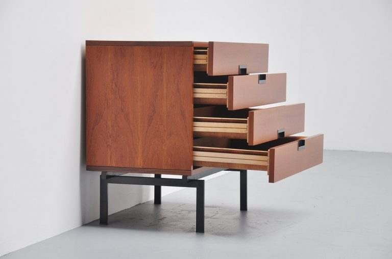 Cees Braakman DU10 chest of drawers for Pastoe 1958