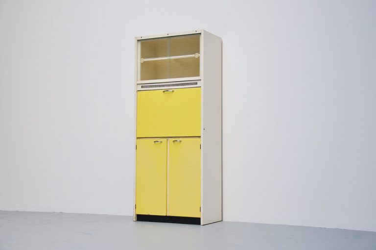 Piet Zwart kitchen cabinet for Bruynzeel 1950