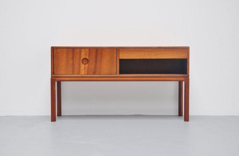 Aksel Kjersgaard commode small cabinet Odder 1960