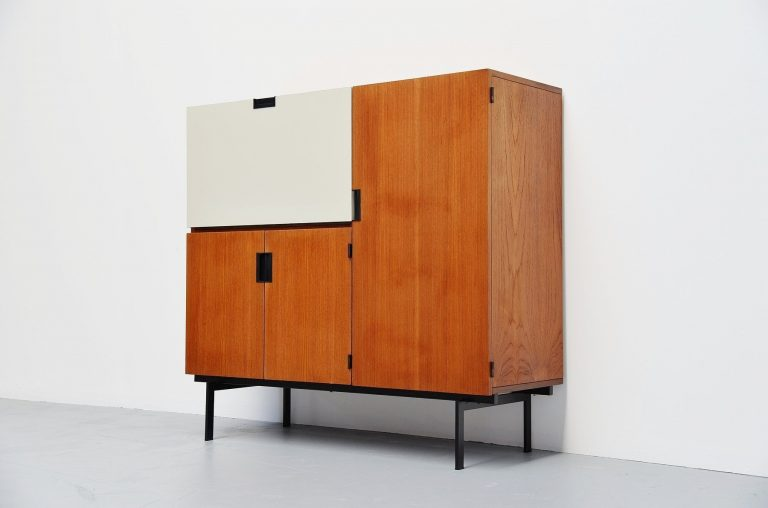 Pastoe CU06 cabinet by Cees Braakman Holland 1958