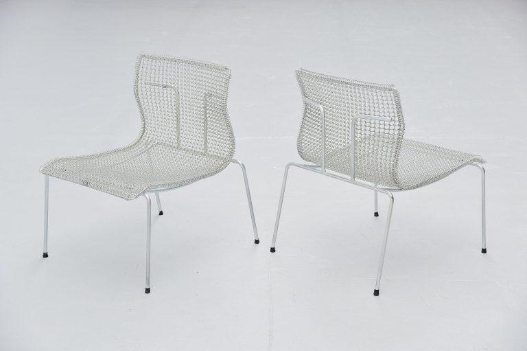 Niall O'flynn Rascal easy chairs 't Spectrum 1997