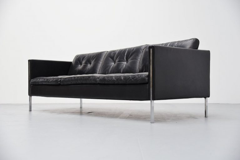 Pierre Paulin 442/3 sofa by Artifort Holland 1962