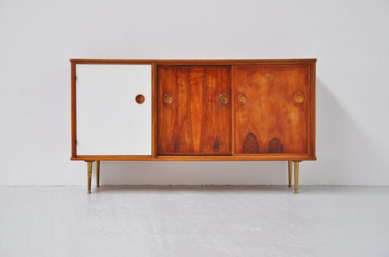 William Watting Credenza medium walnut 1960