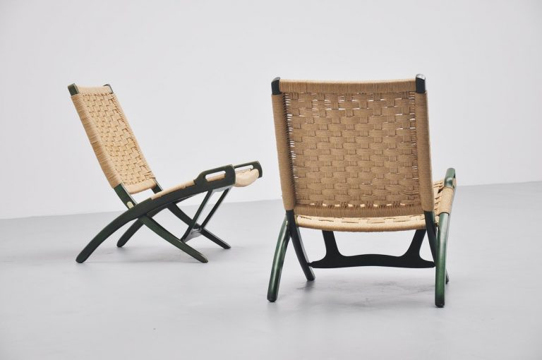 Ebert Wels folding chairs UK 1960