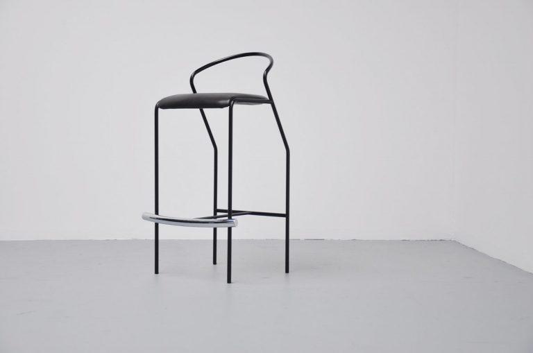 Shiro Kuramata Pastoe Idee stools 1987