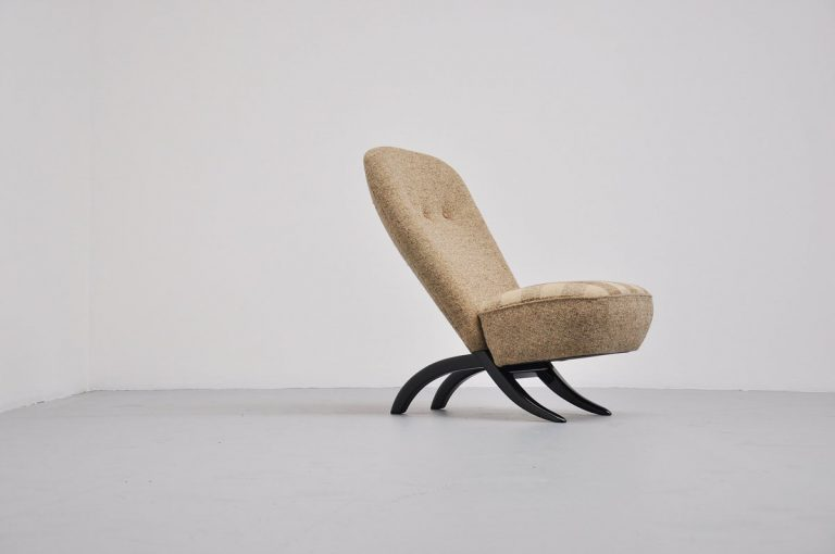 Theo Ruth Congo chair for Artifort 1957