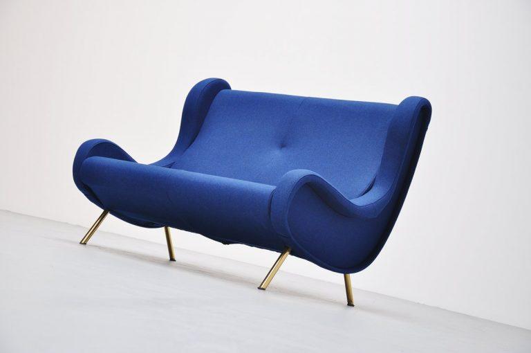 Marco Zanuso Senior lounge sofa Arflex 1951