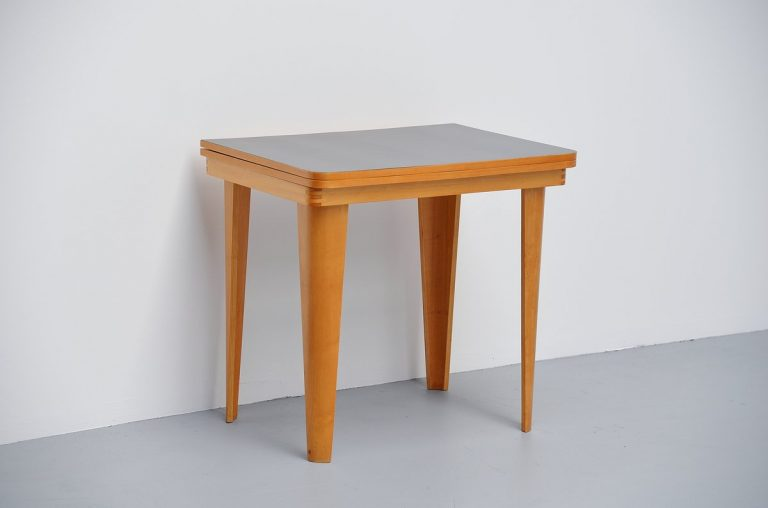 Cor Alons folding table for Gouda den Boer 1948