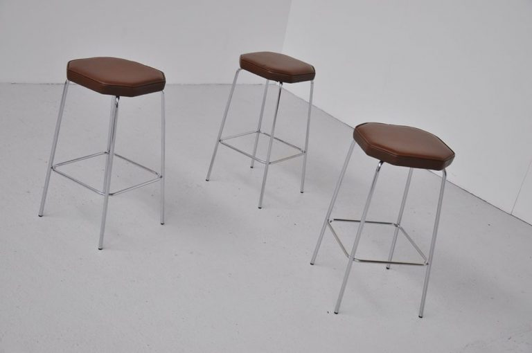 Hein Salomonson bar stools AP Originals 1960