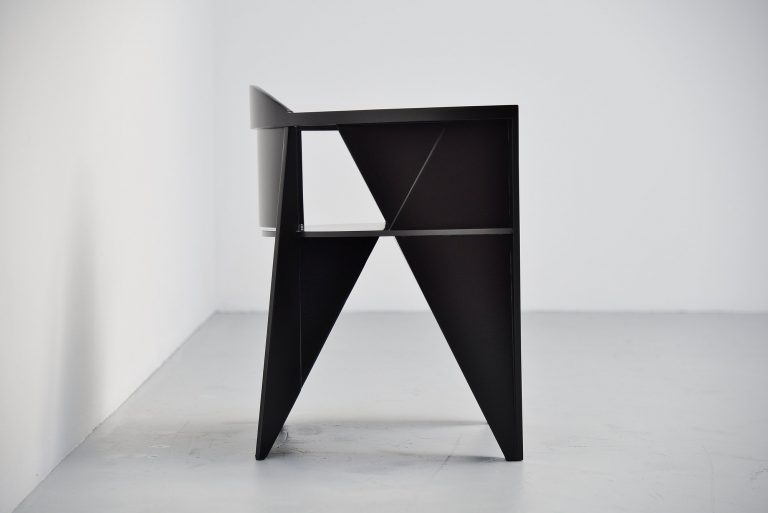 Adriano & Paolo Suman Giorgetti armchair Italy 1984