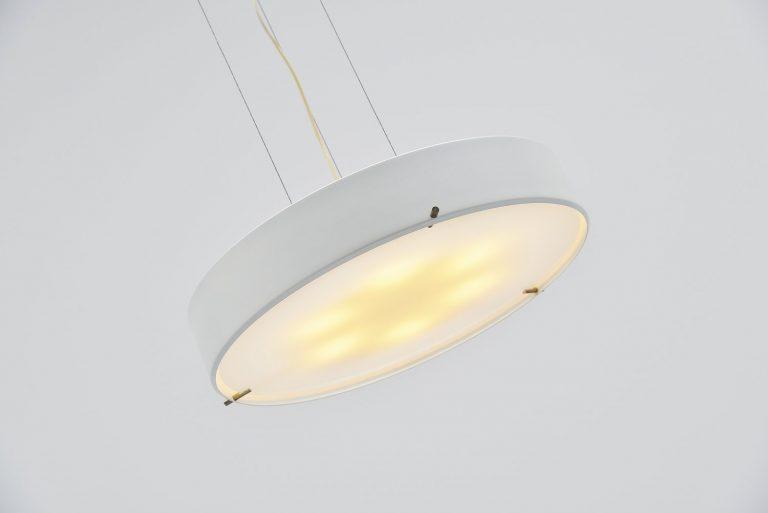 Bruno Gatta Model 288 ceiling fixture Stilnovo 1960
