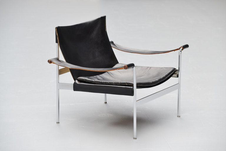 Hans Könecke Tecta lounge chair Germany 1965
