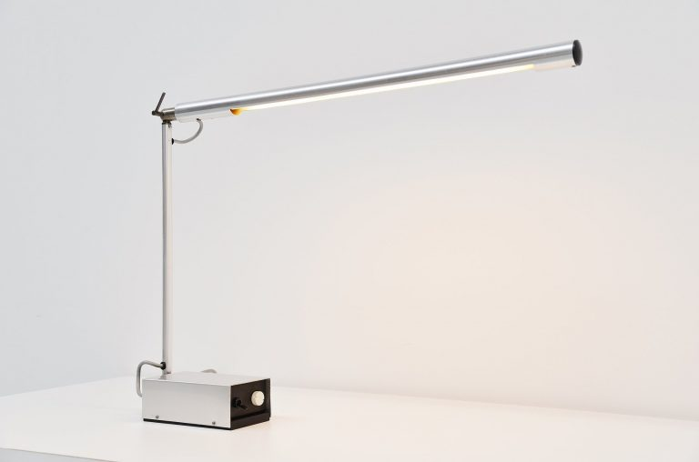 Gerald Abramovitz Cantilever MKll desk lamp UK 1961