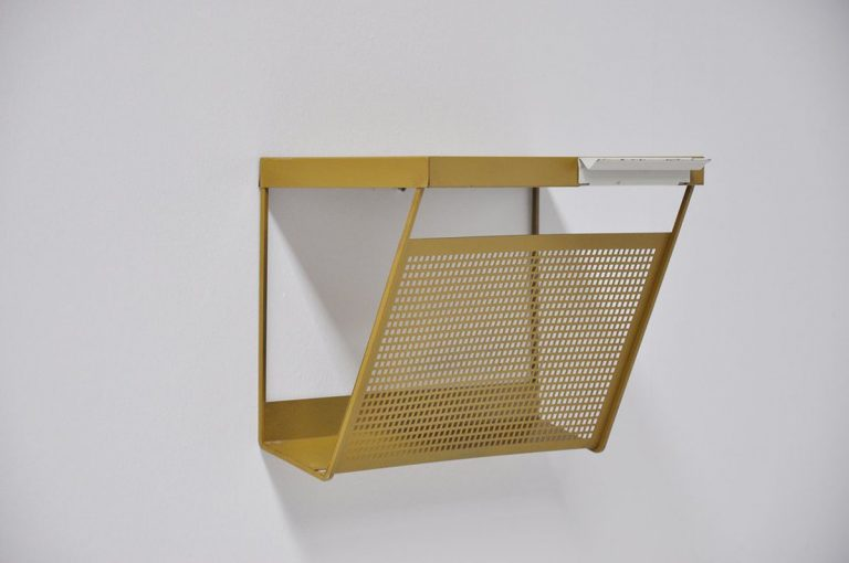 Pilastro telephone table by Tjerk Reijenga 1960
