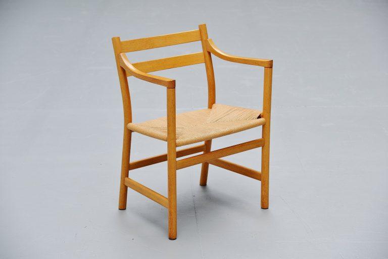 Hans Wegner CH46 armchair Carl Hansen Denmark 1965