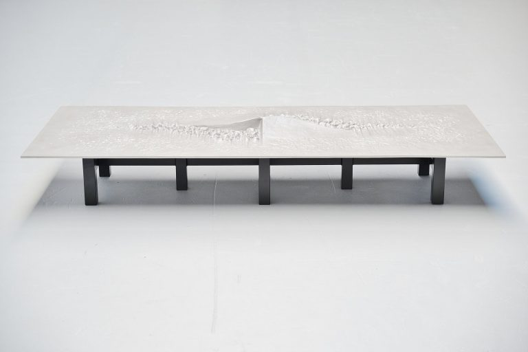 Heinz Lilienthal large coffee table Germany 1978