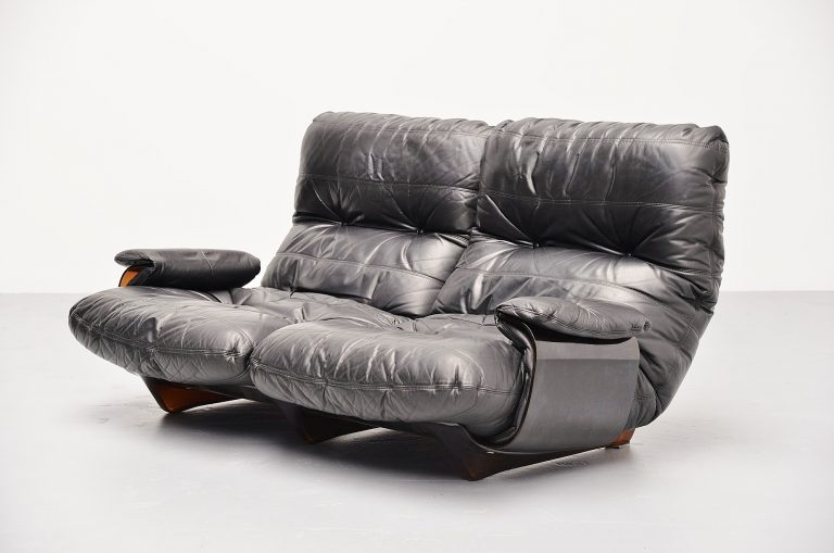 Michel Ducaroy Marsala sofa by Ligne Roset France 1970