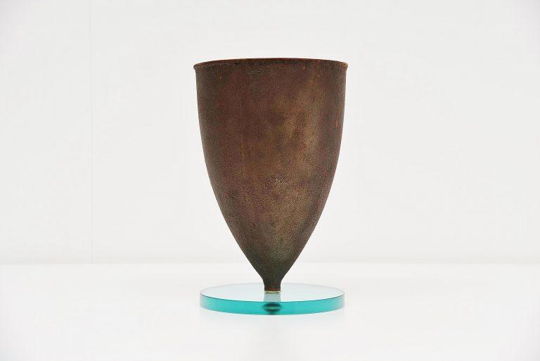 Michele De Lucchi Pluvia rain vase Produzione Privata 1997