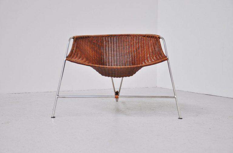 Conqueta armchair by Pete Sans 1987