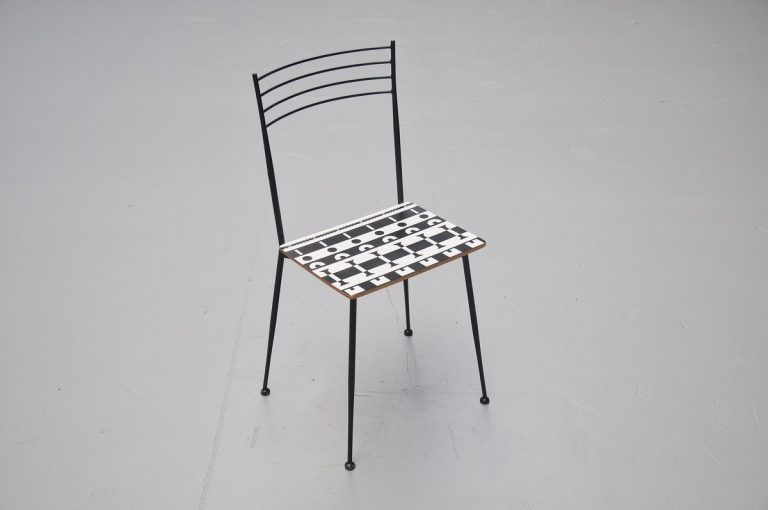Alessandro Mendini prototype Ollo chair Alchimea 1988