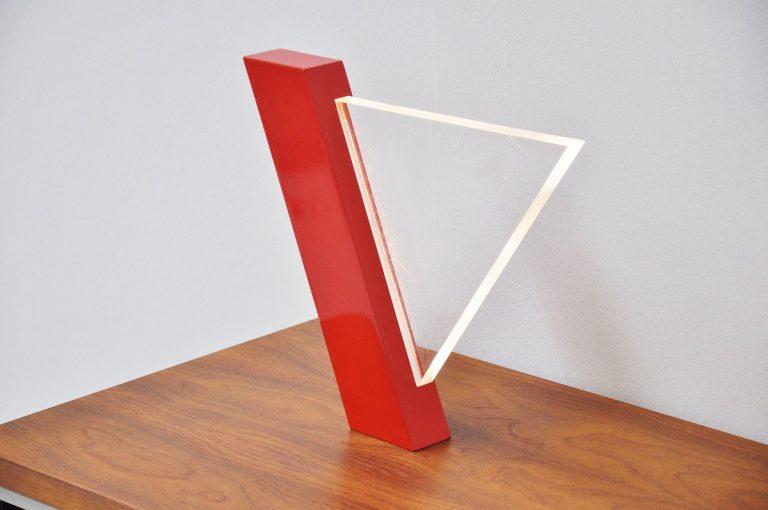 Peter Schreuder Goedheijt PL lamp, Indoor 1979