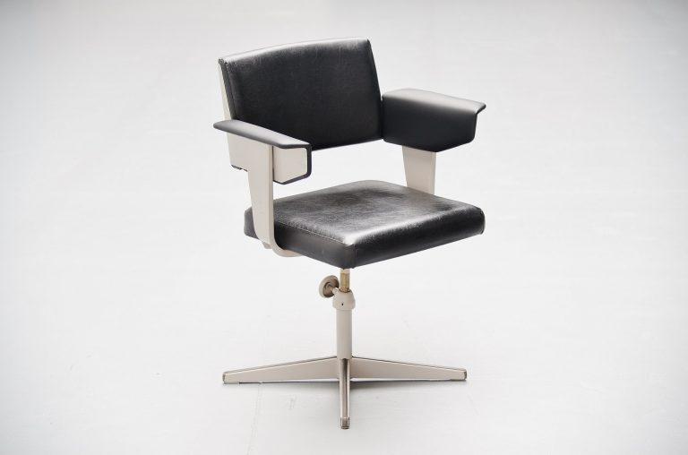 Friso Kramer Revolve desk chair Ahrend de Cirkel 1960