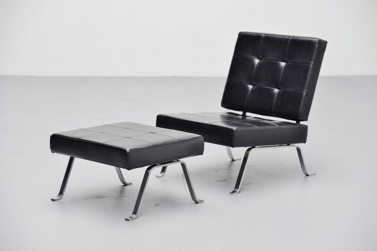 Hein Salomonson AP Originals lounge chair set Holland 1960