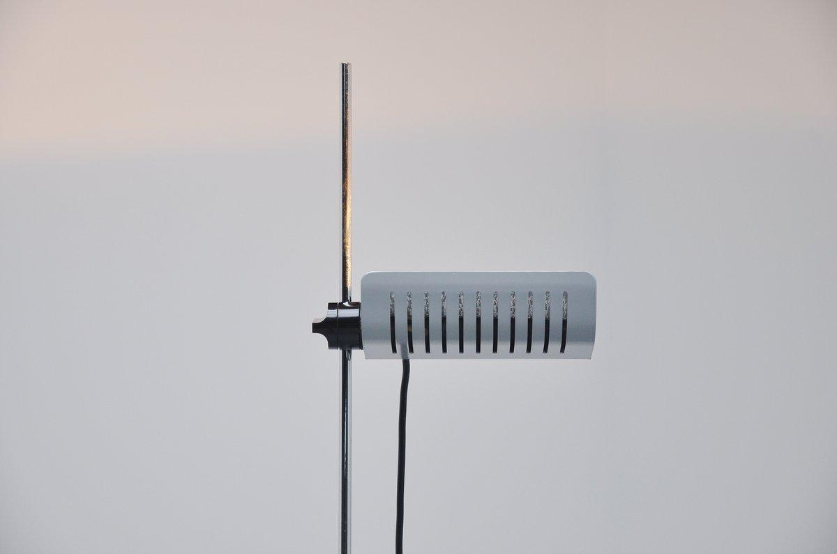 Joe Colombo Alogena 626 Floor Lamp For Oluce 1972