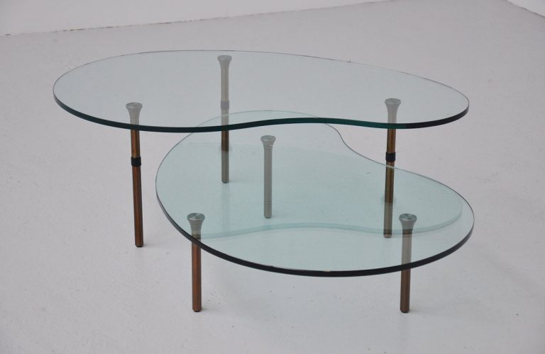 Enzo Mari Ambo tables for Zanotta 1987