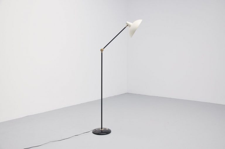 Anvia floor lamp by JJM Hoogervorst 1960
